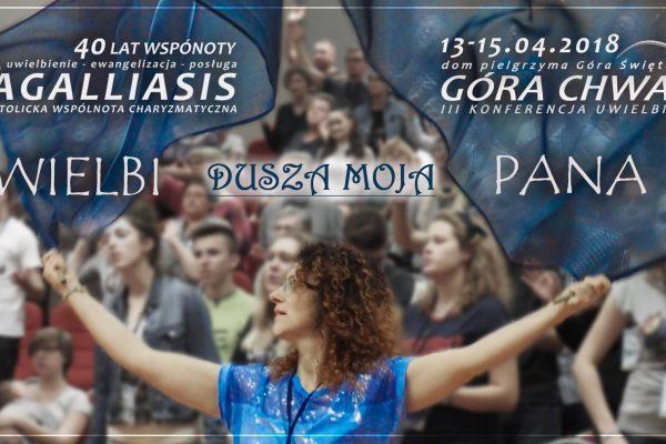 III Konferencja Uwielbienia - GÓRA CHWAŁY